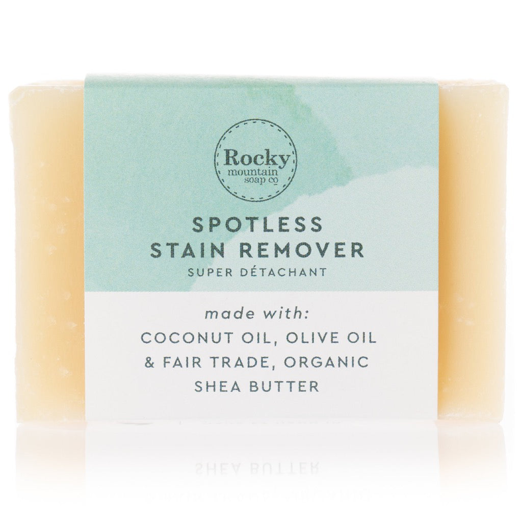 Spotless Stain Remover Soap