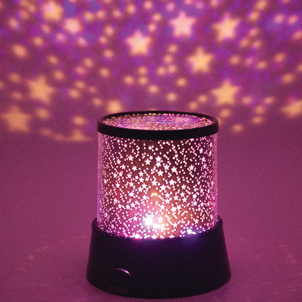 Pink of Starry Sky LED Room Light.