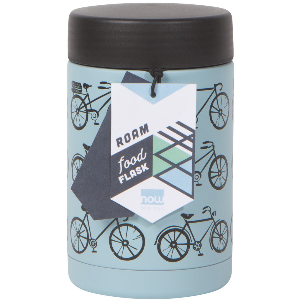 Packaging of Sweet Ride Food Jar Large.