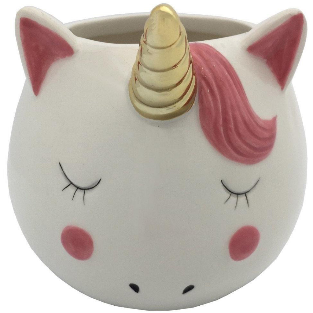 Sweet Unicorn Planter Pot