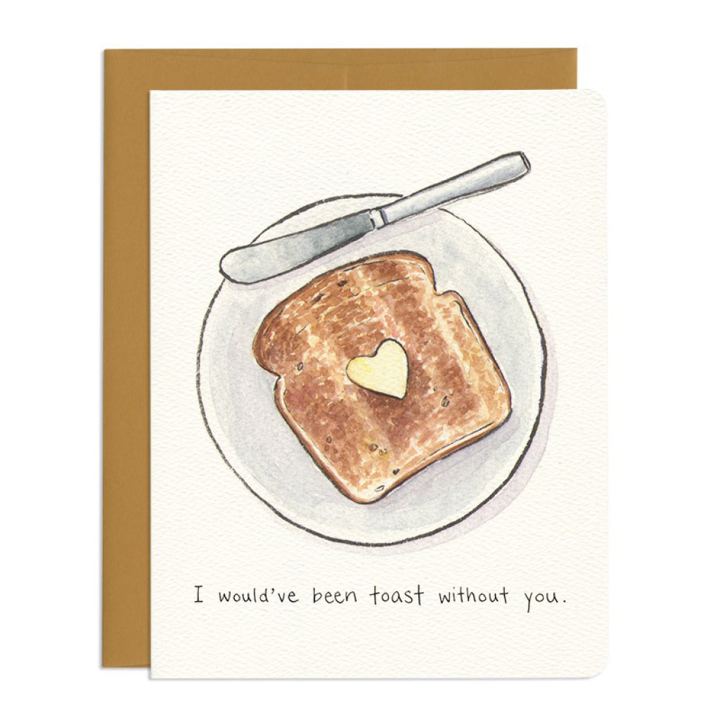 Thankful Toast Card