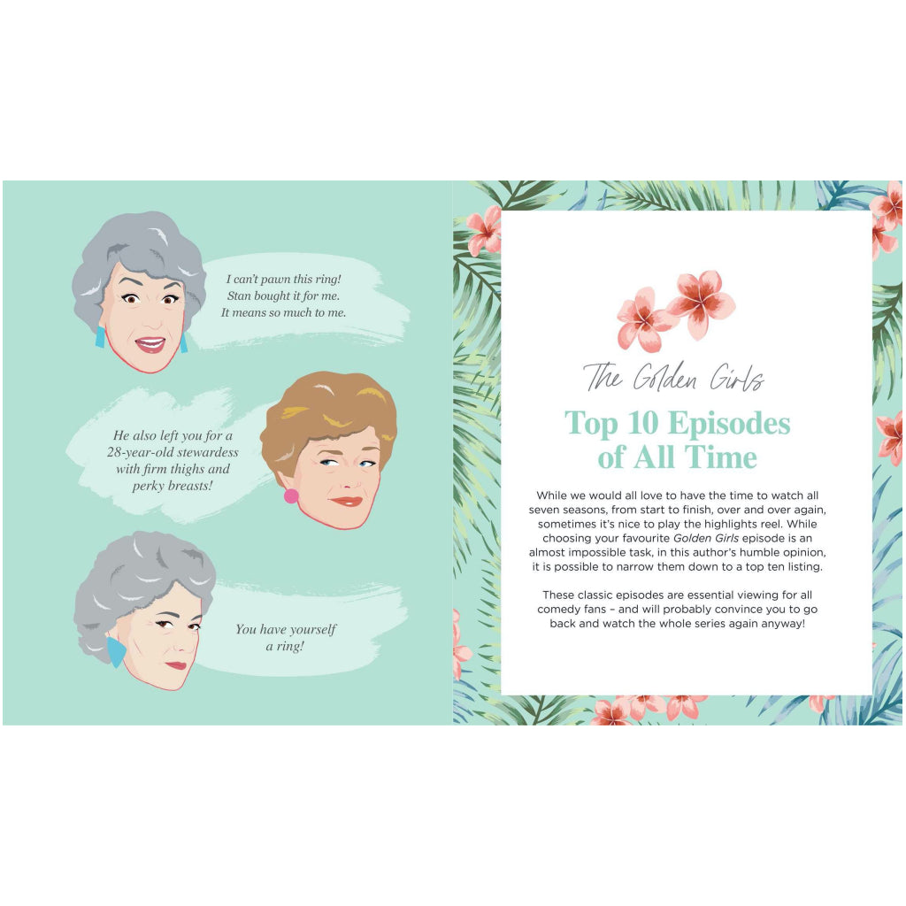 The Essential Fan Guide to the Golden Girls Sample