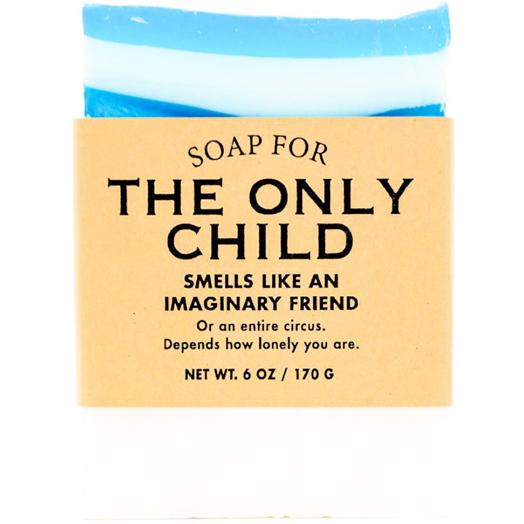 The Only Child Bar Soap