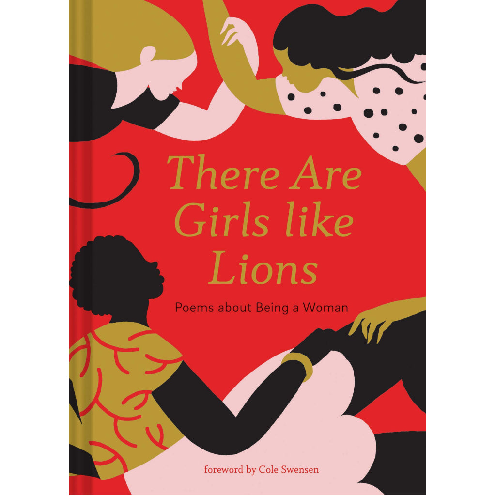 There Are Girls Like Lions - Poems about Being a Woman