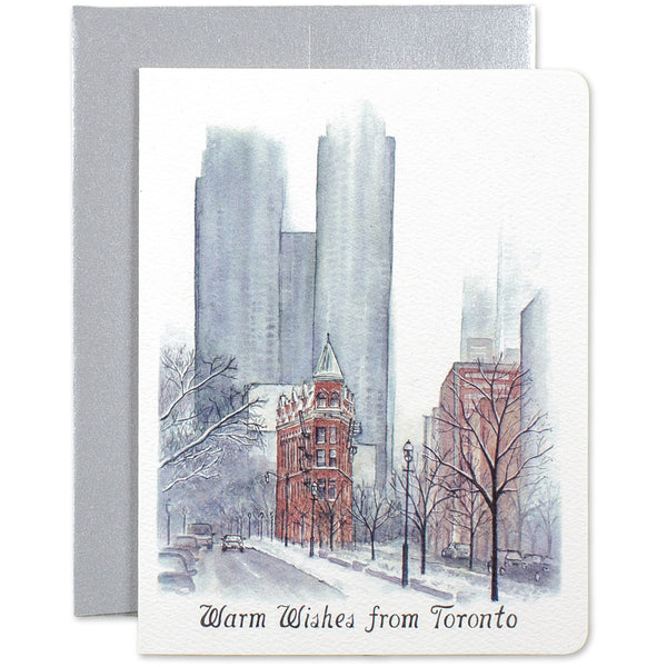 Toronto Warm Wishes Boxed Cards