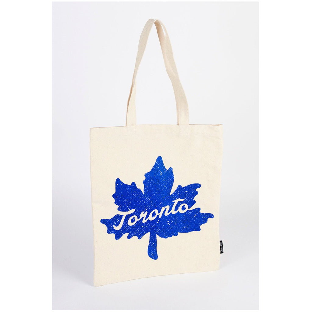 Shop Toronto in style with Toronto Leaf bag.