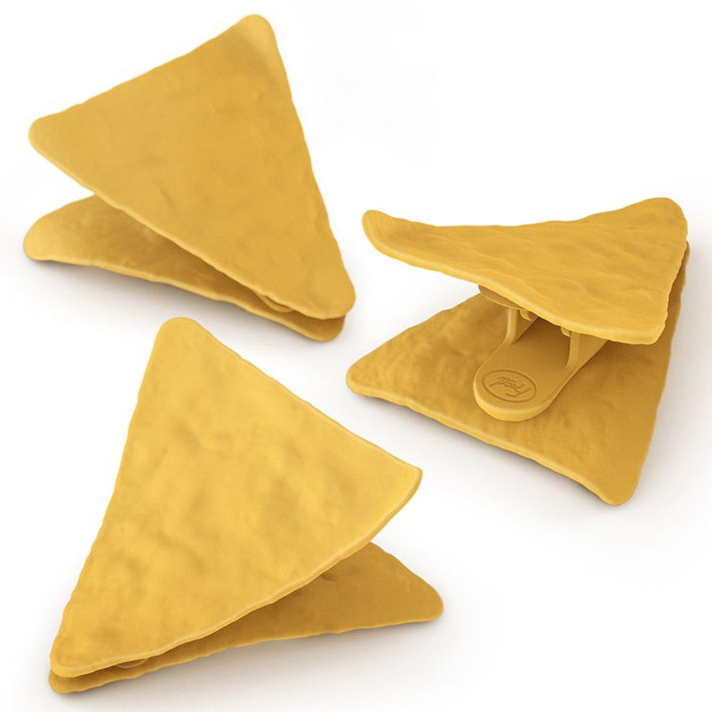Tortilla Chip Bag Clips