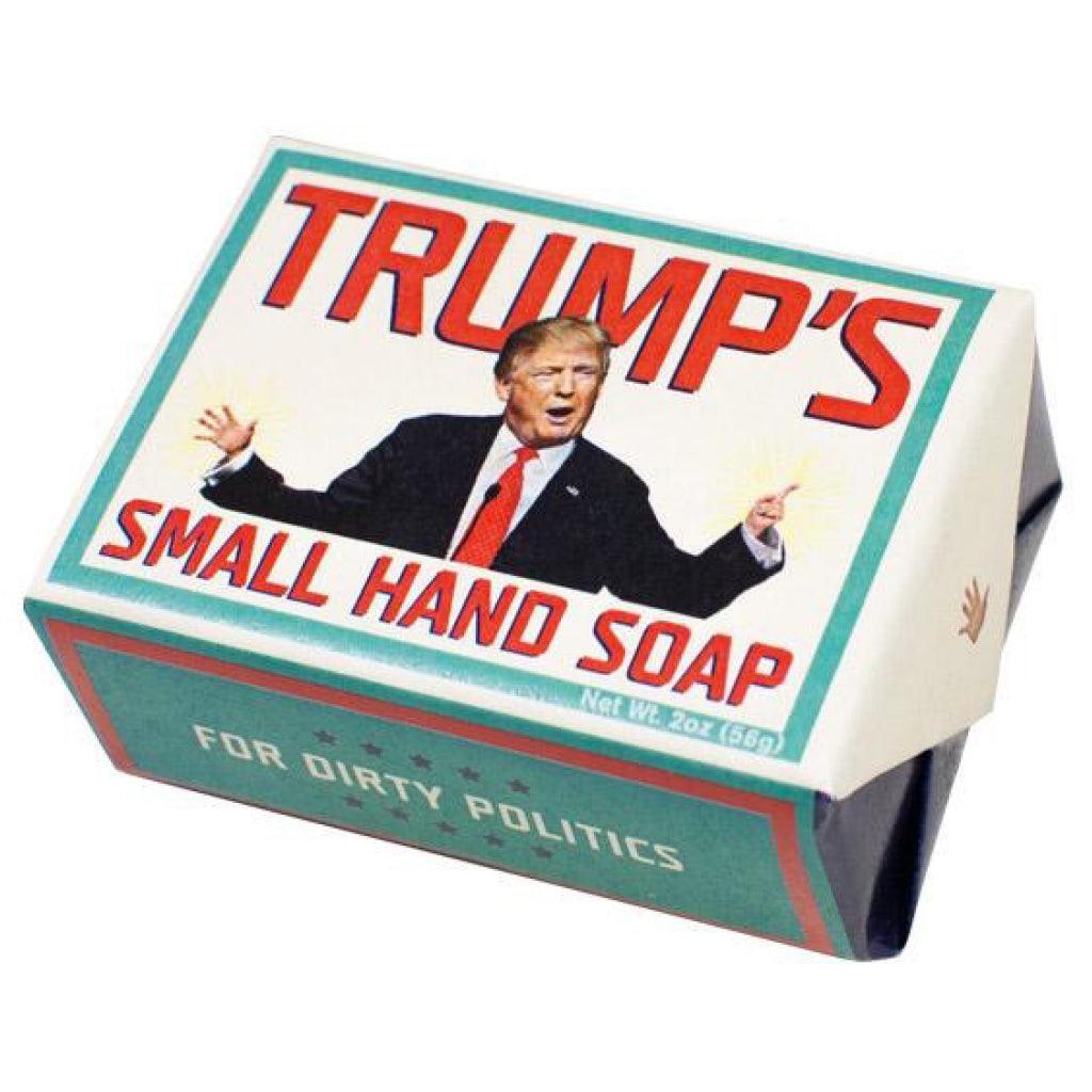 Trump's Small Hand Bar Soap