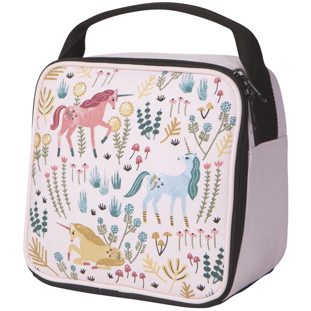 Unicorns Let's Do Lunch Bag