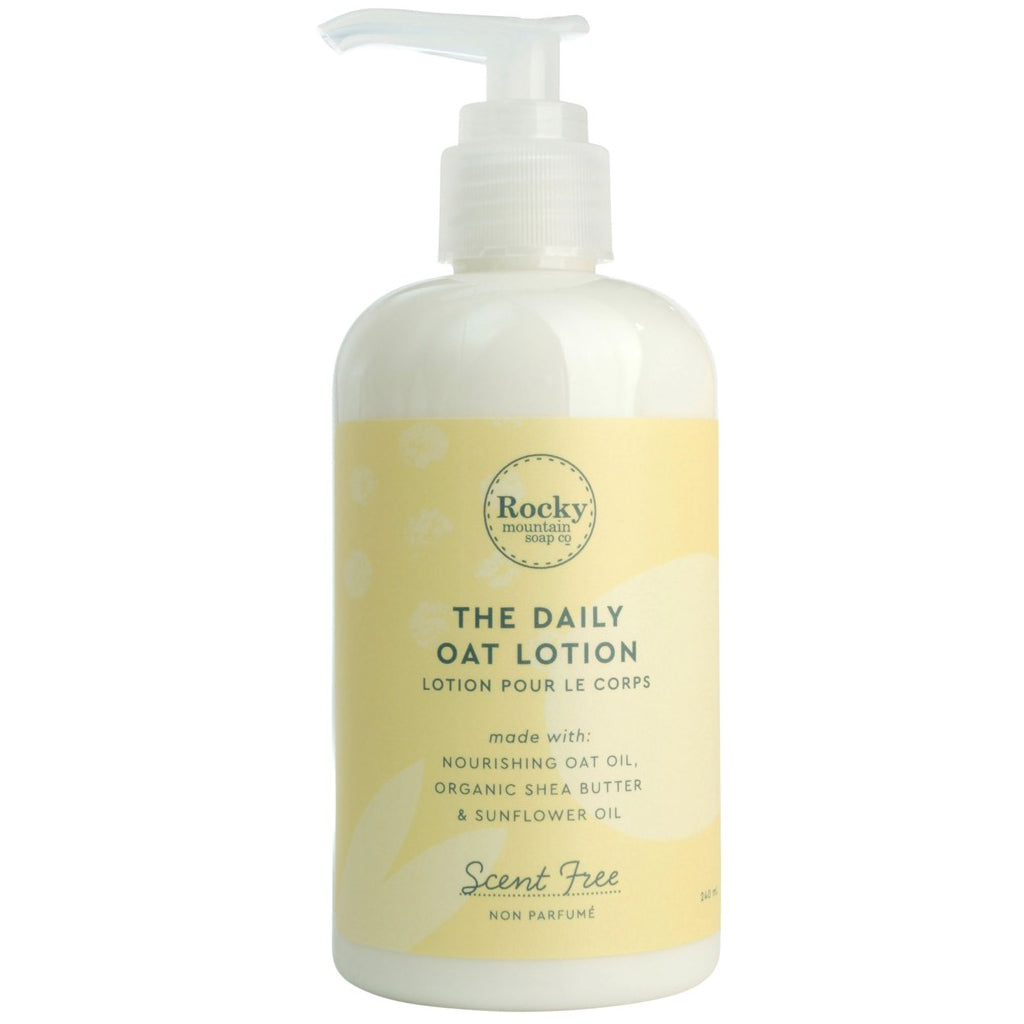 Unscented Body Lotion