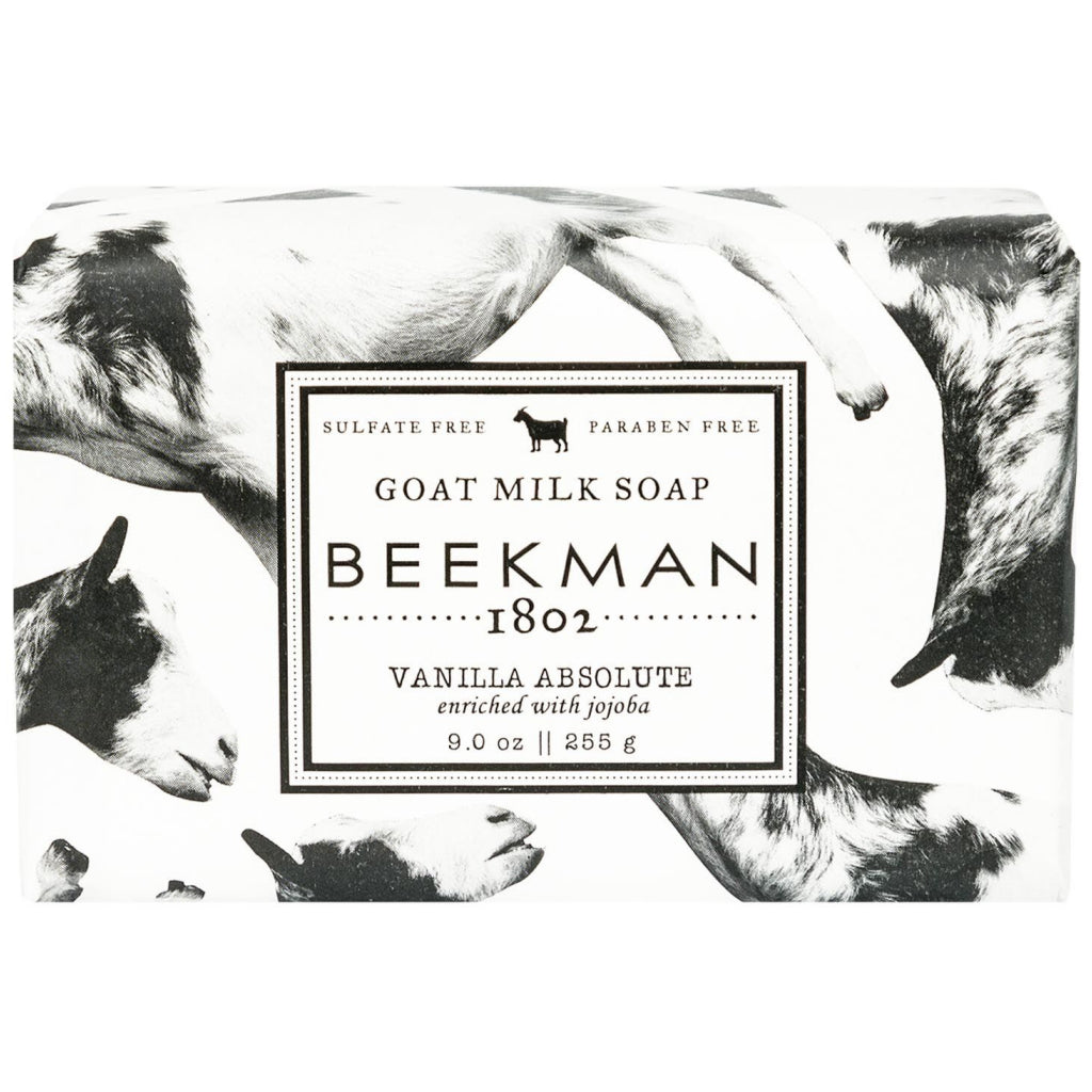 Vanilla Absolute Bar Soap 255g