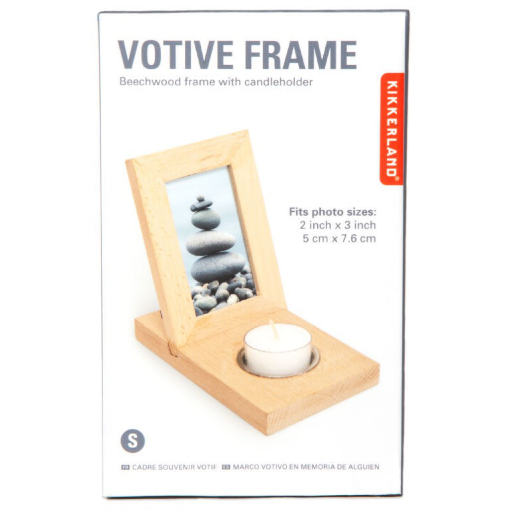 Votive Frame In Package