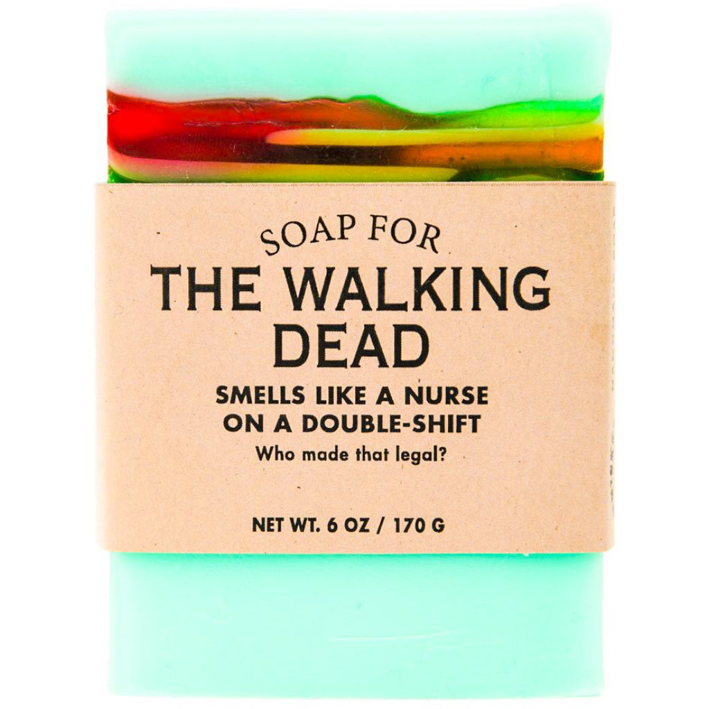 Walking Dead Bar Soap