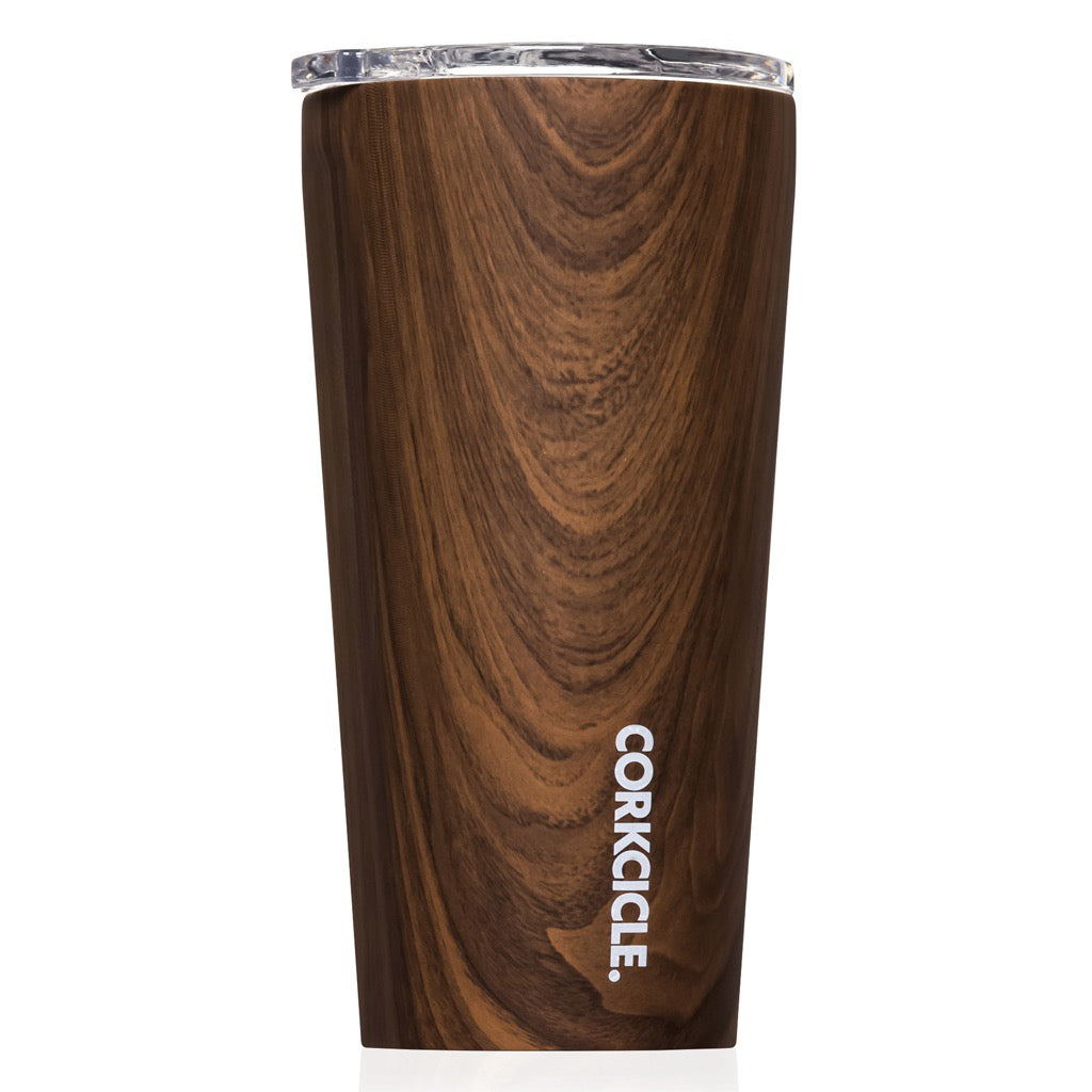 Walnut Wood Tumbler 16oz