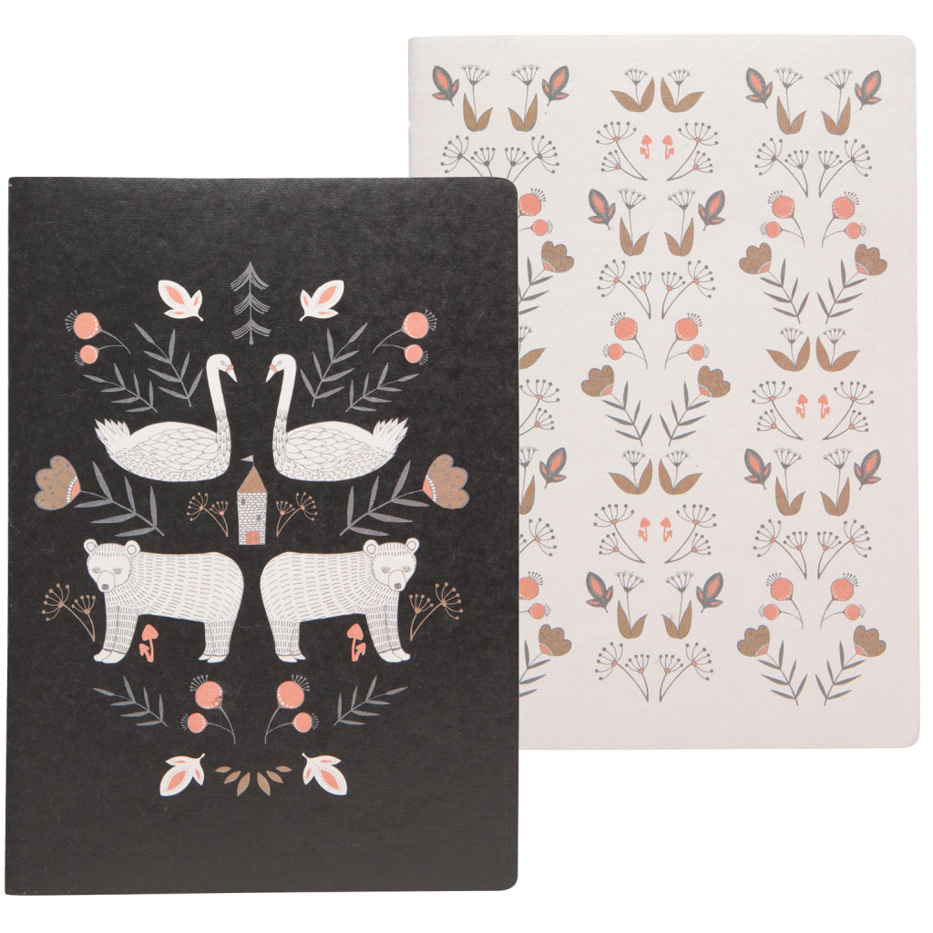 Wild Tale Notebook Set of 2
