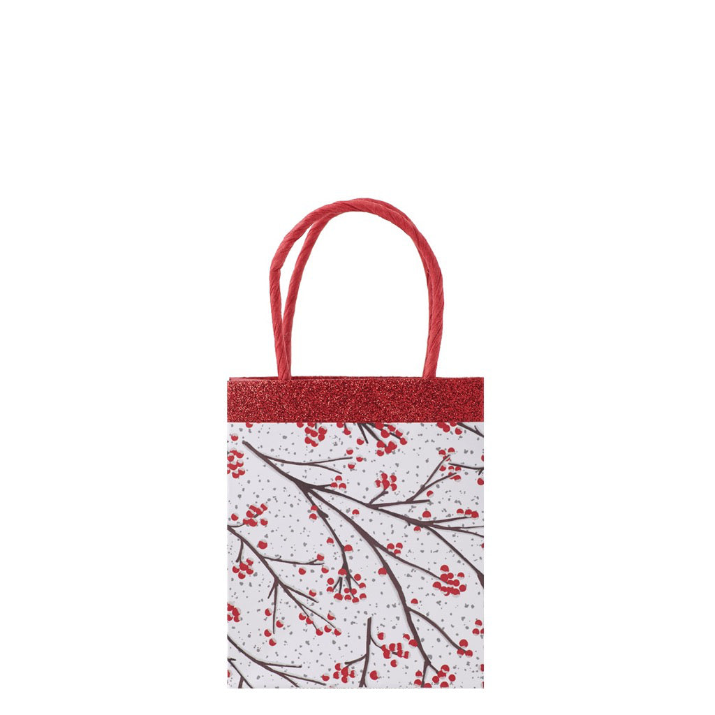 Winter Branches Tiny Tote