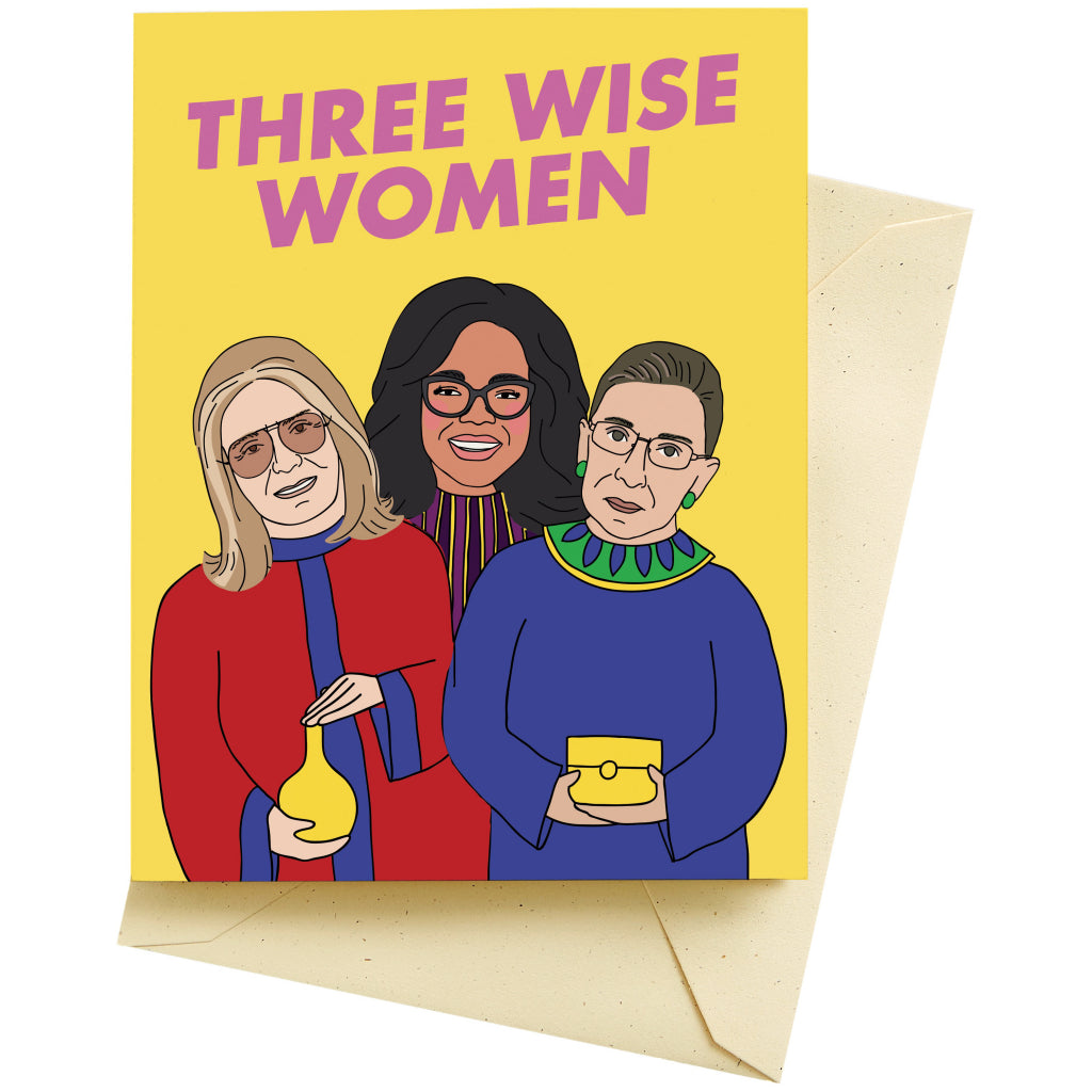 Wise Women Holiday Card
