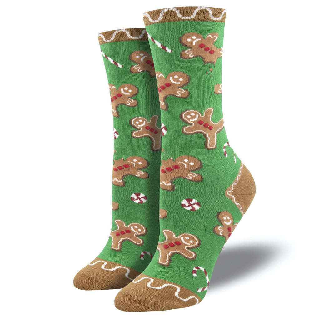Women's Goodie Gumdrops Socks Green
