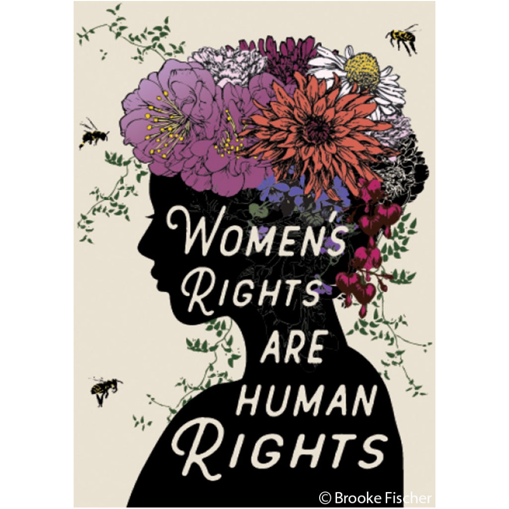 Women's Rights Are Human Rights Magnet
