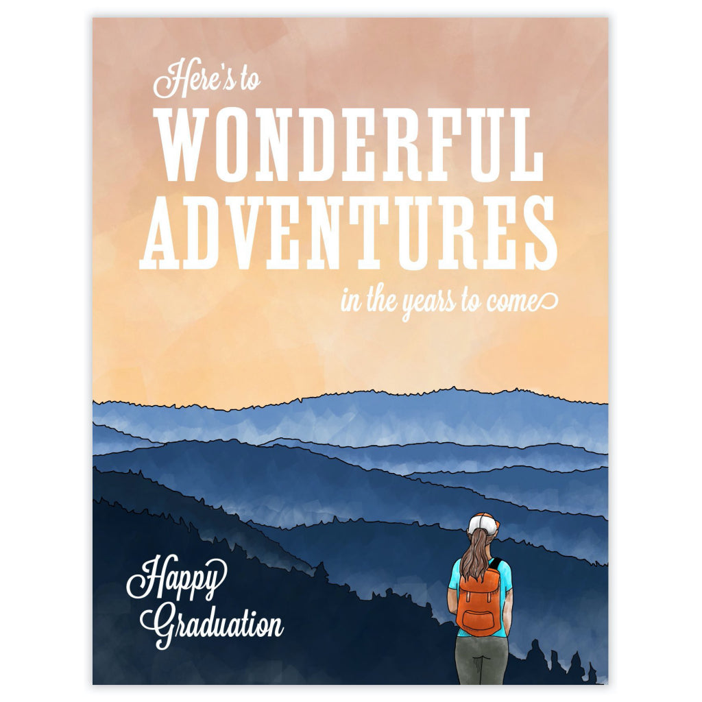 Wonderful Adventures Card