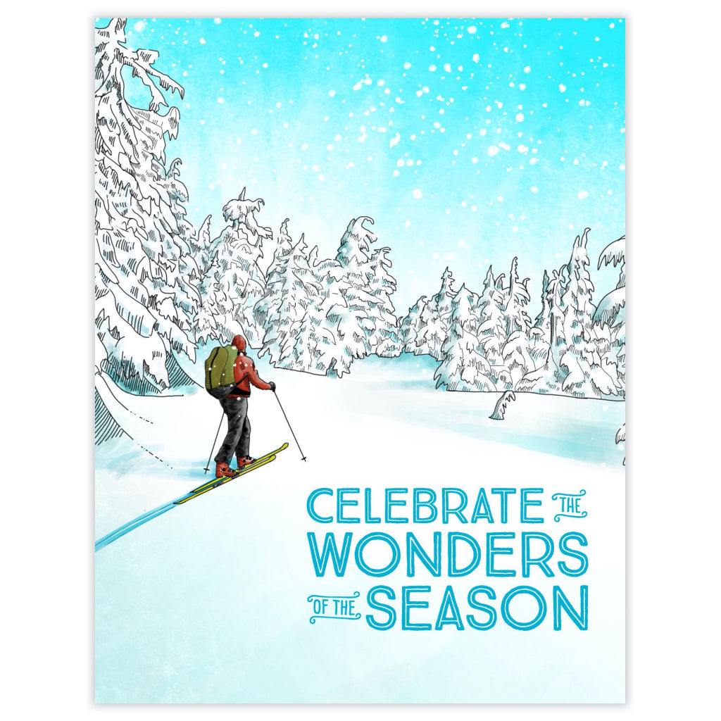 Wonders of the Season Card