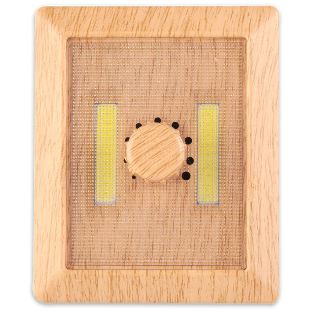 Wood Dimmer Light