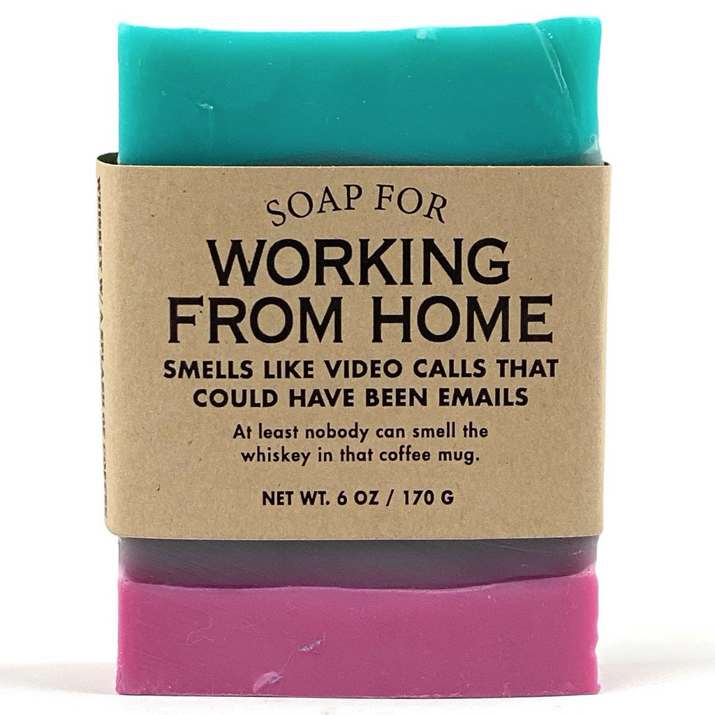 Work From Home Soap – Pandemic Line