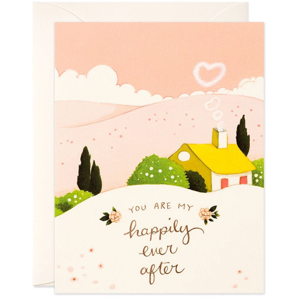 You Are My Happily Ever After Card