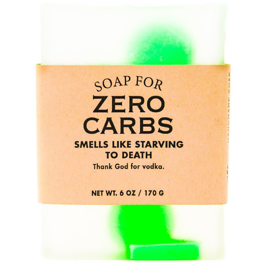 Zero Carbs Bar Soap