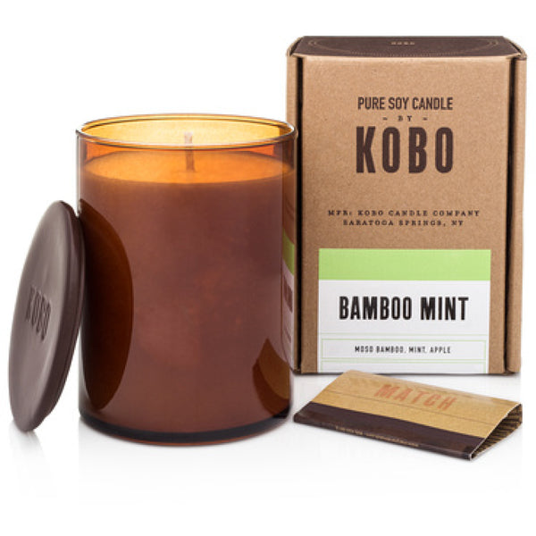 Bamboo Mint Candle