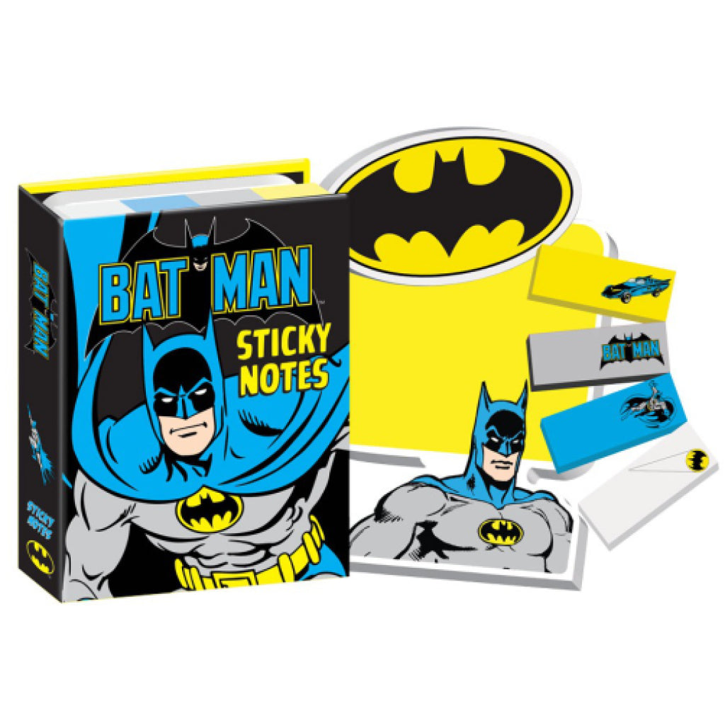 Batman Sticky Notes