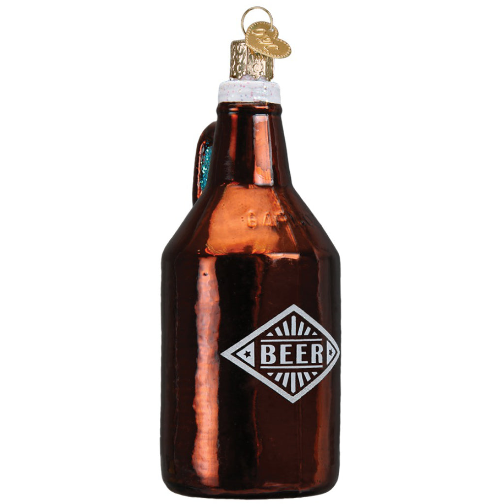 Beer Growler Ornament