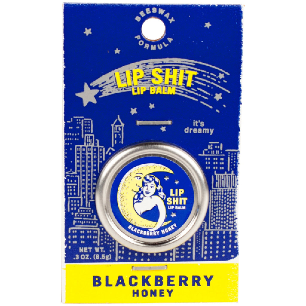Blackberry Honey Lip Shit