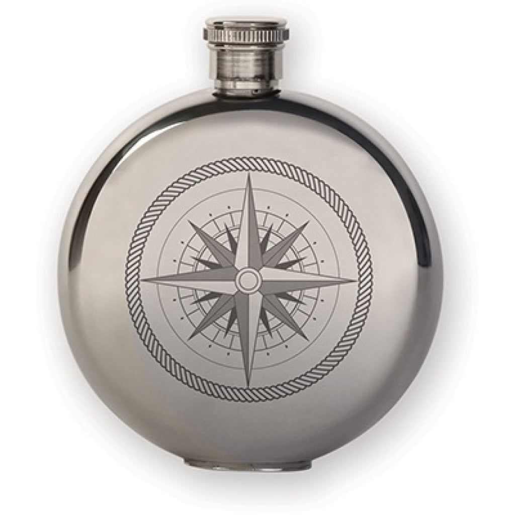 Canteen Flask Compass 5oz.
