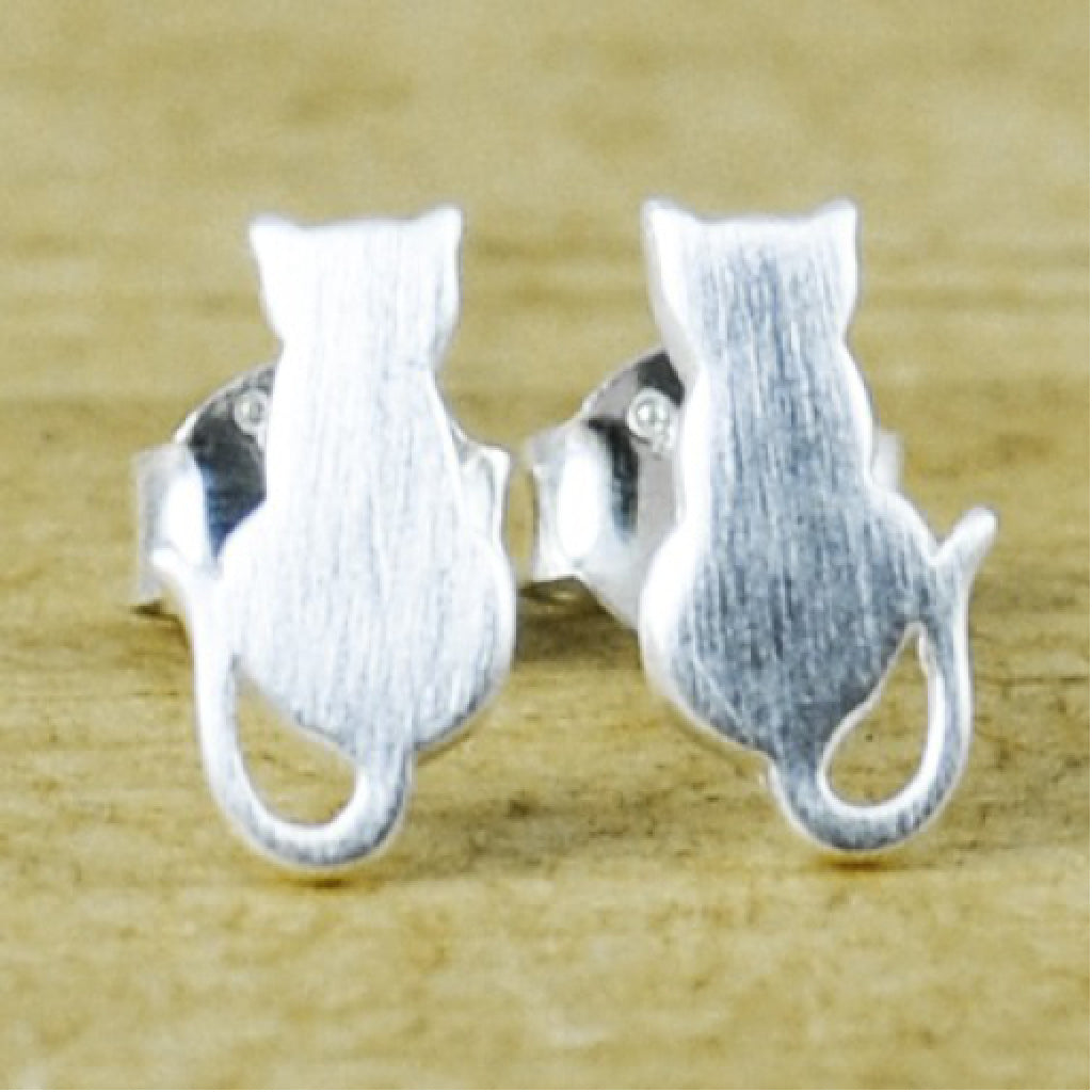 Cat Studs Brushed
