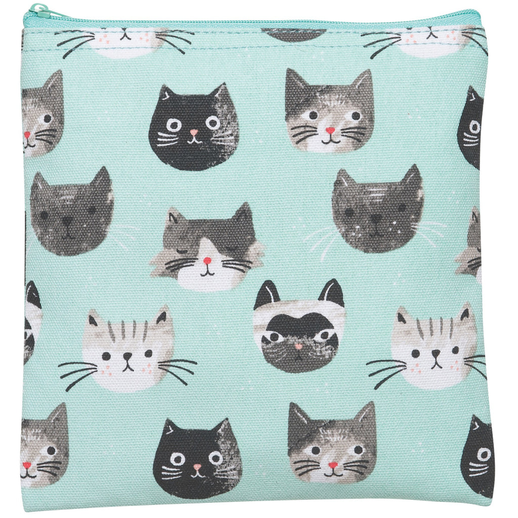 Cats Meow Snack Bags Set of 2 product