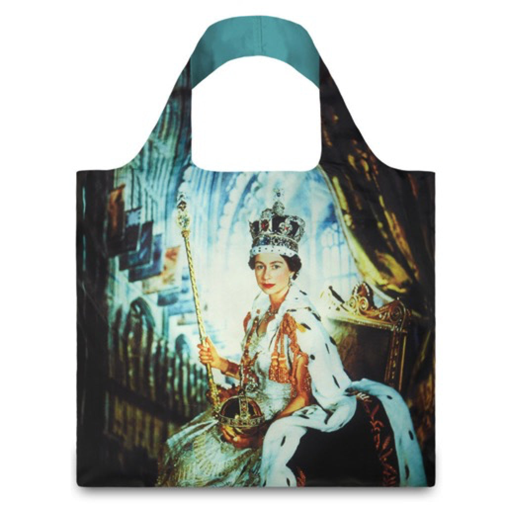 Cecil Beaton Queen Elizabeth Shopping Bag