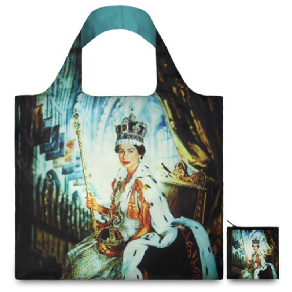 Cecil Beaton Queen Elizabeth Shopping Bag product