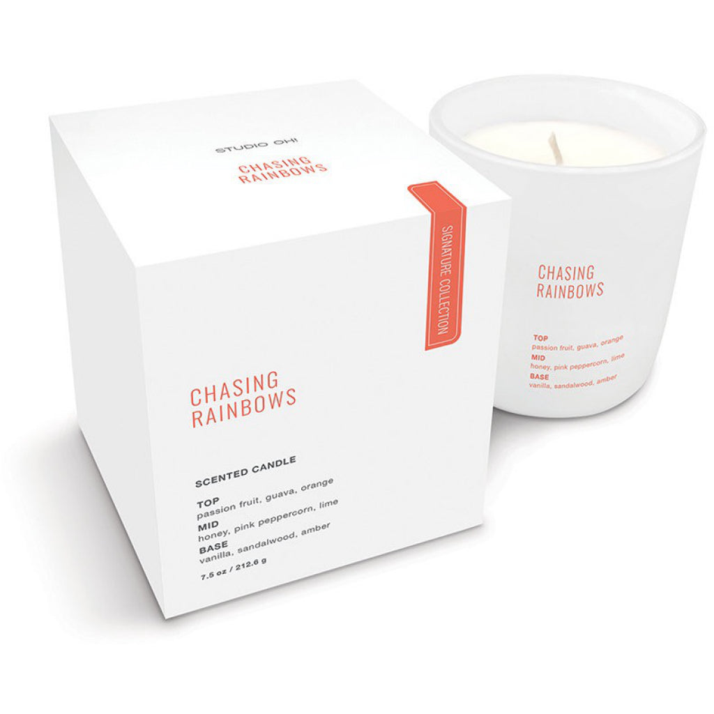 Chasing Rainbows Signature Collection Candle