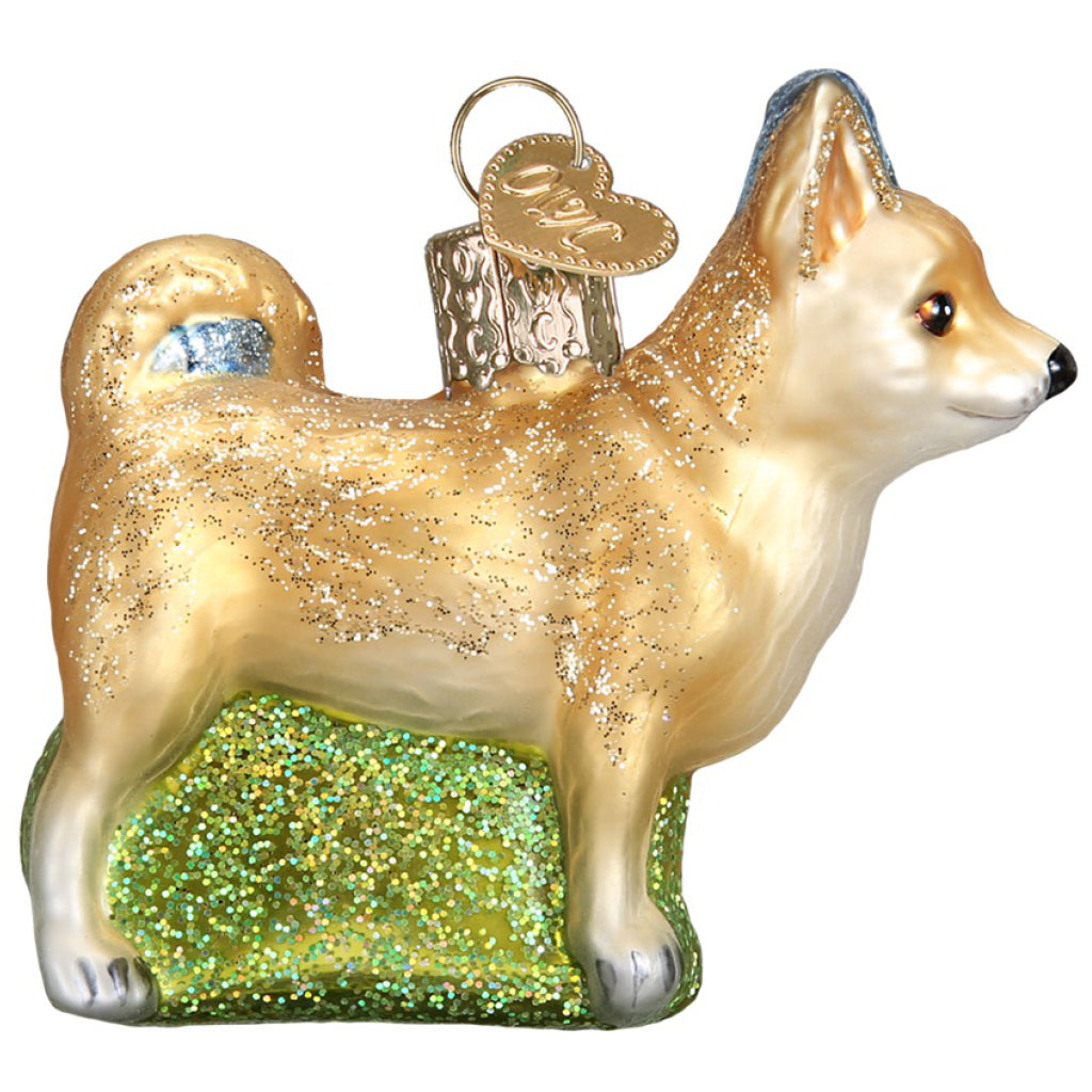 Chihuahua Ornament side 2