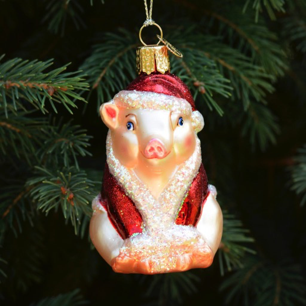 Christmas Ham Ornament