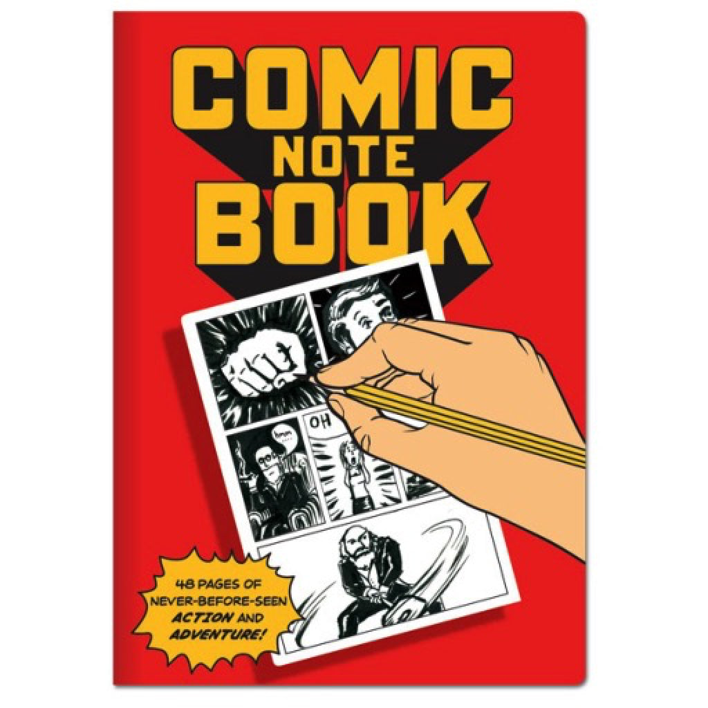 Comic Notebook Large