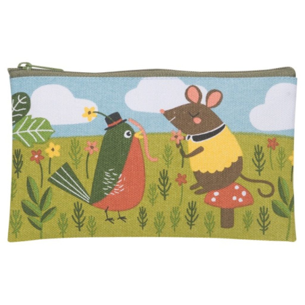 Critter Capers Snack Bags Set of 2 back