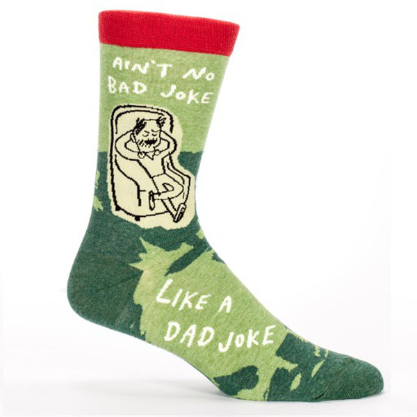 Dad Joke Mens Socks