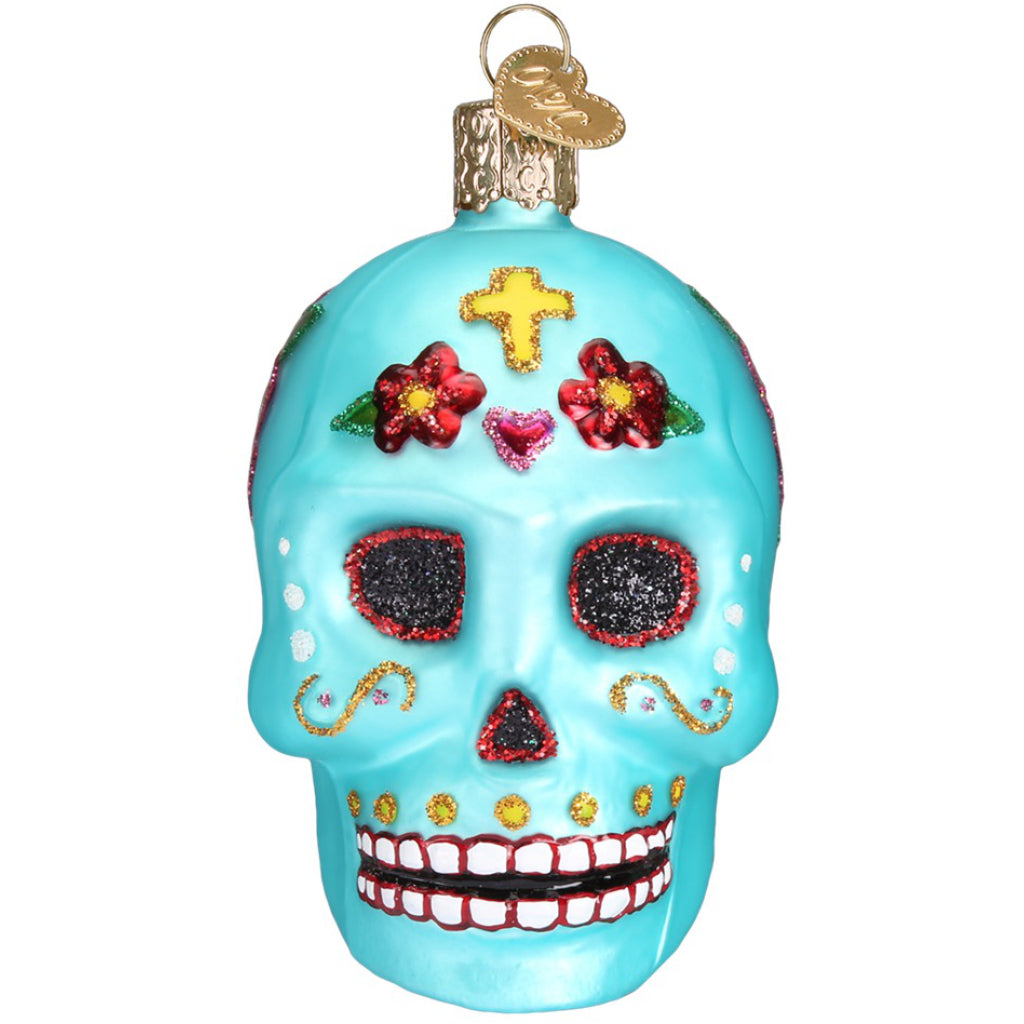 Day Of The Dead Ornament front