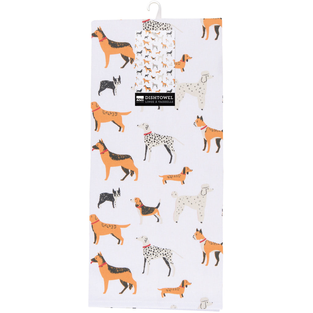 Dog Days Tea Towel product