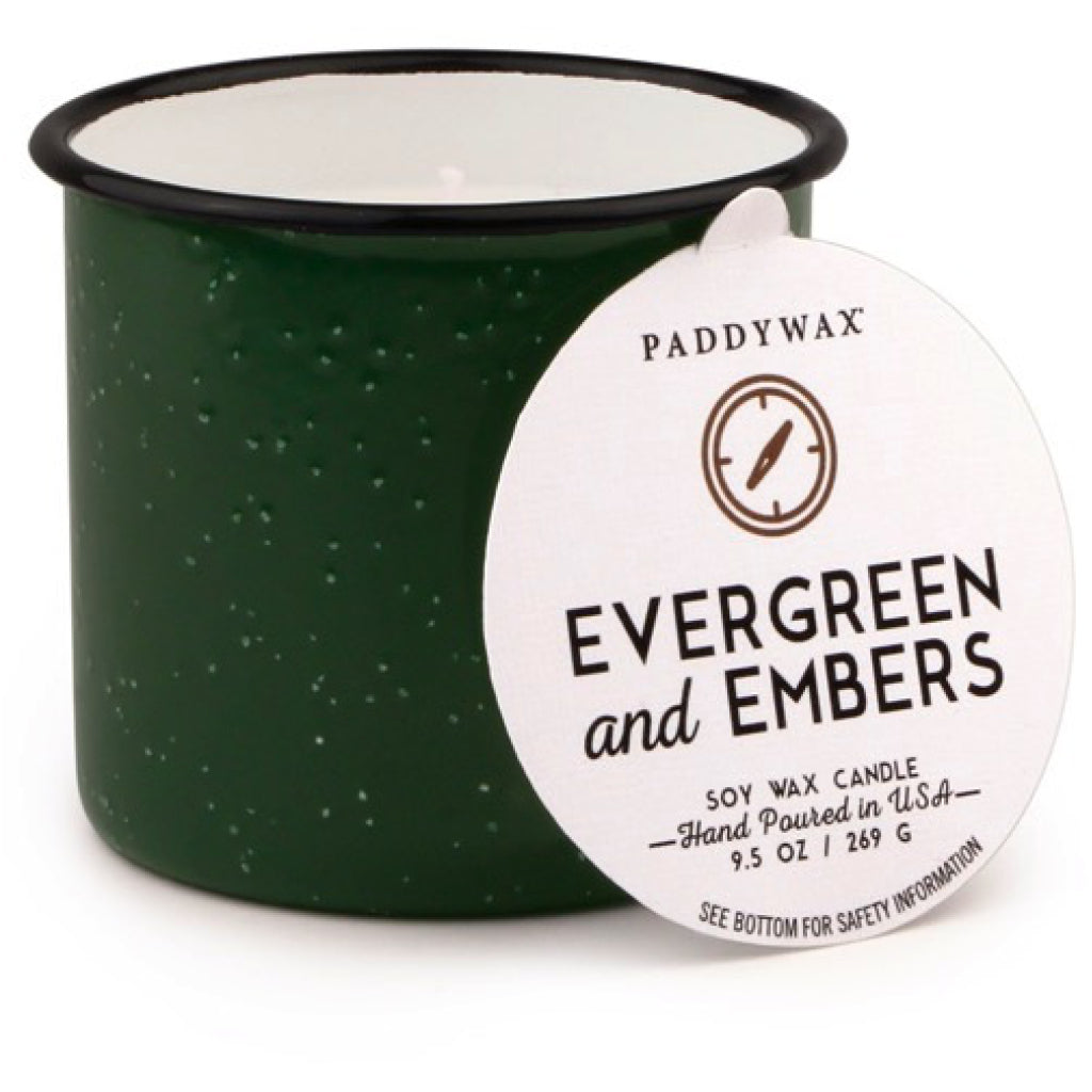 Evergreen & Embers 9 oz. Alpine Candle