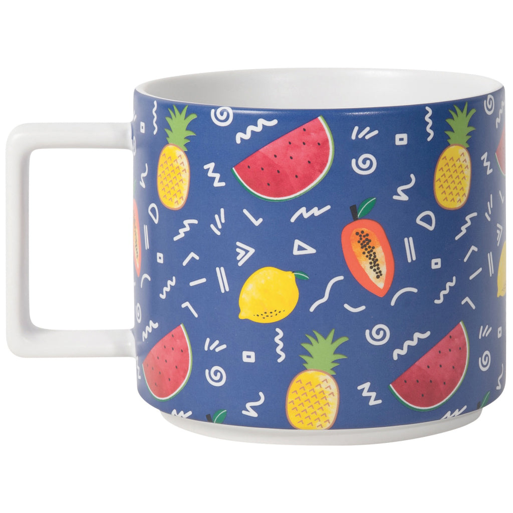 Fruit Party Mug back
