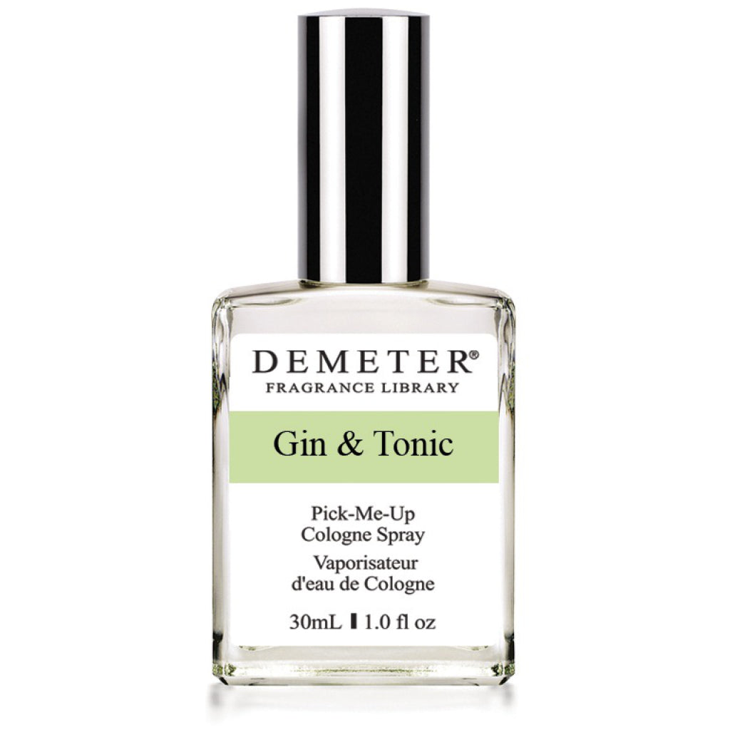 Gin & Tonic Cologne Spray