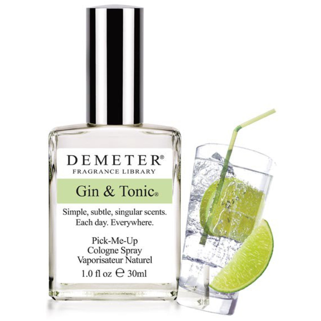 Gin & Tonic Cologne Spray lifestyle shot